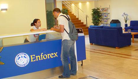 Ideal education group enforex